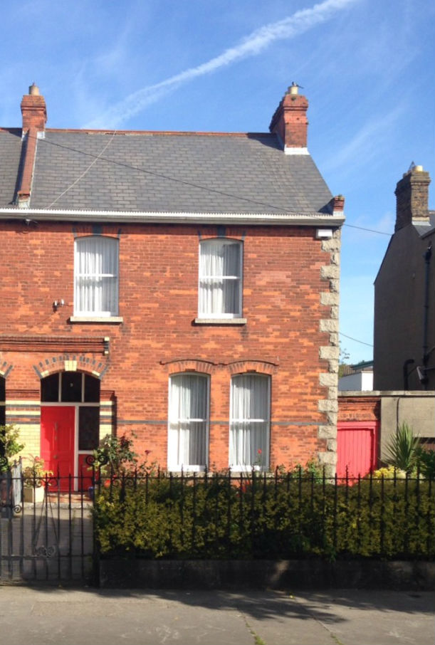 9 Newbridge Avenue - poor Paddy Dignam's house