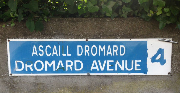 Dromard Avenue Sign