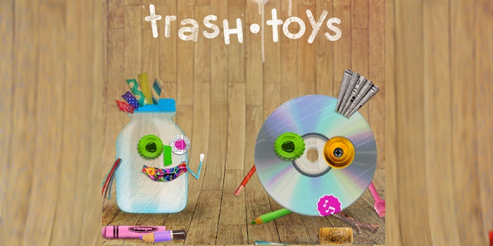 Trash Toys
