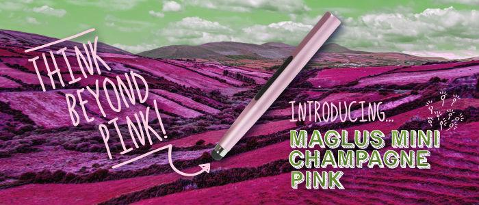 Maglus Mini Champagne Pink