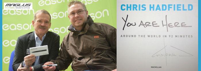 Chris Hadfield, Noel and the Maglus