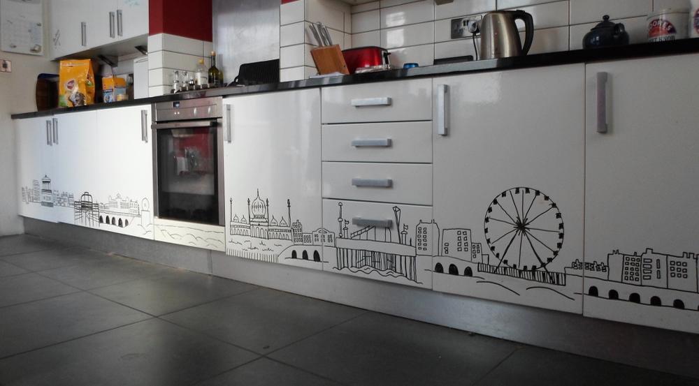 7 Kitchen Doodle